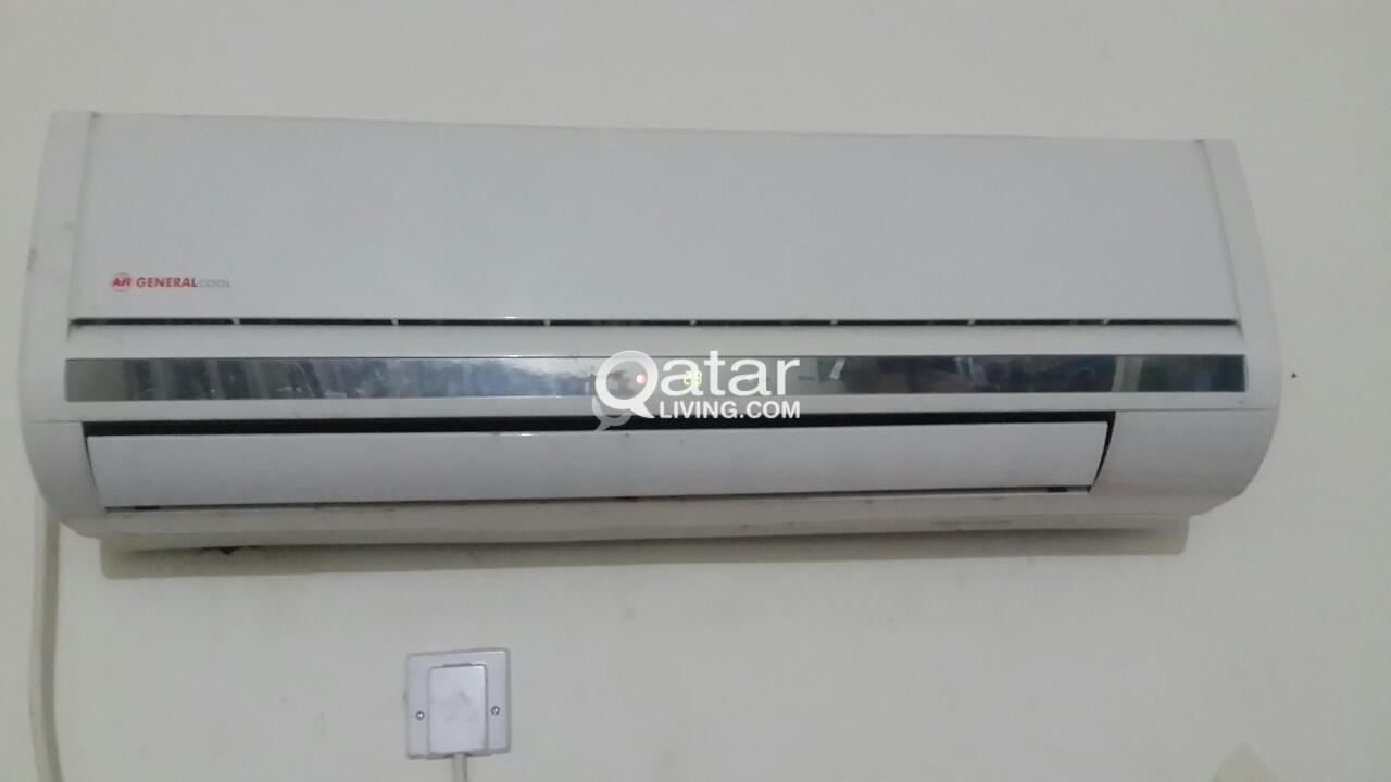 Used 2 A/C units for sell (General Cool) | Qatar Living