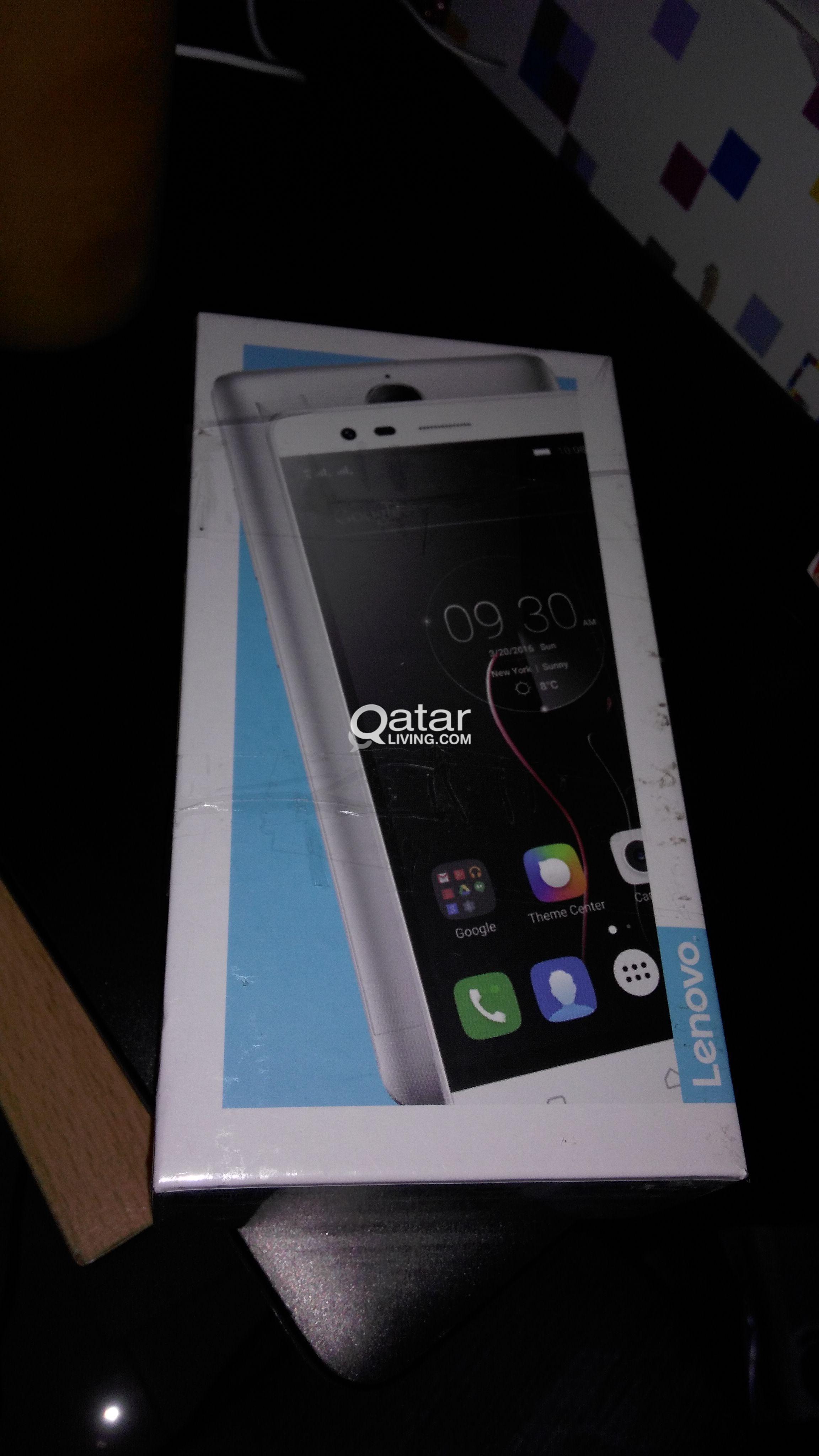 Lenovo Vibe K5 Note 4GB RAM Sealed pack/Not Opened | Qatar
