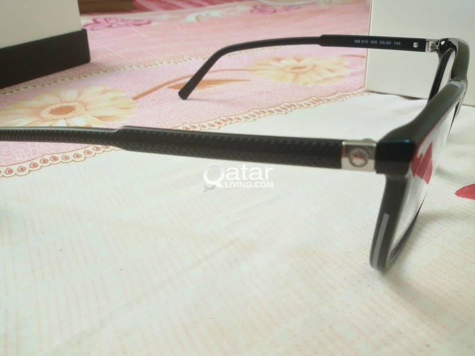 412828078 نظارات مونت بلانك أصلية - Mont Blanc Eye Glasses | Qatar Living
