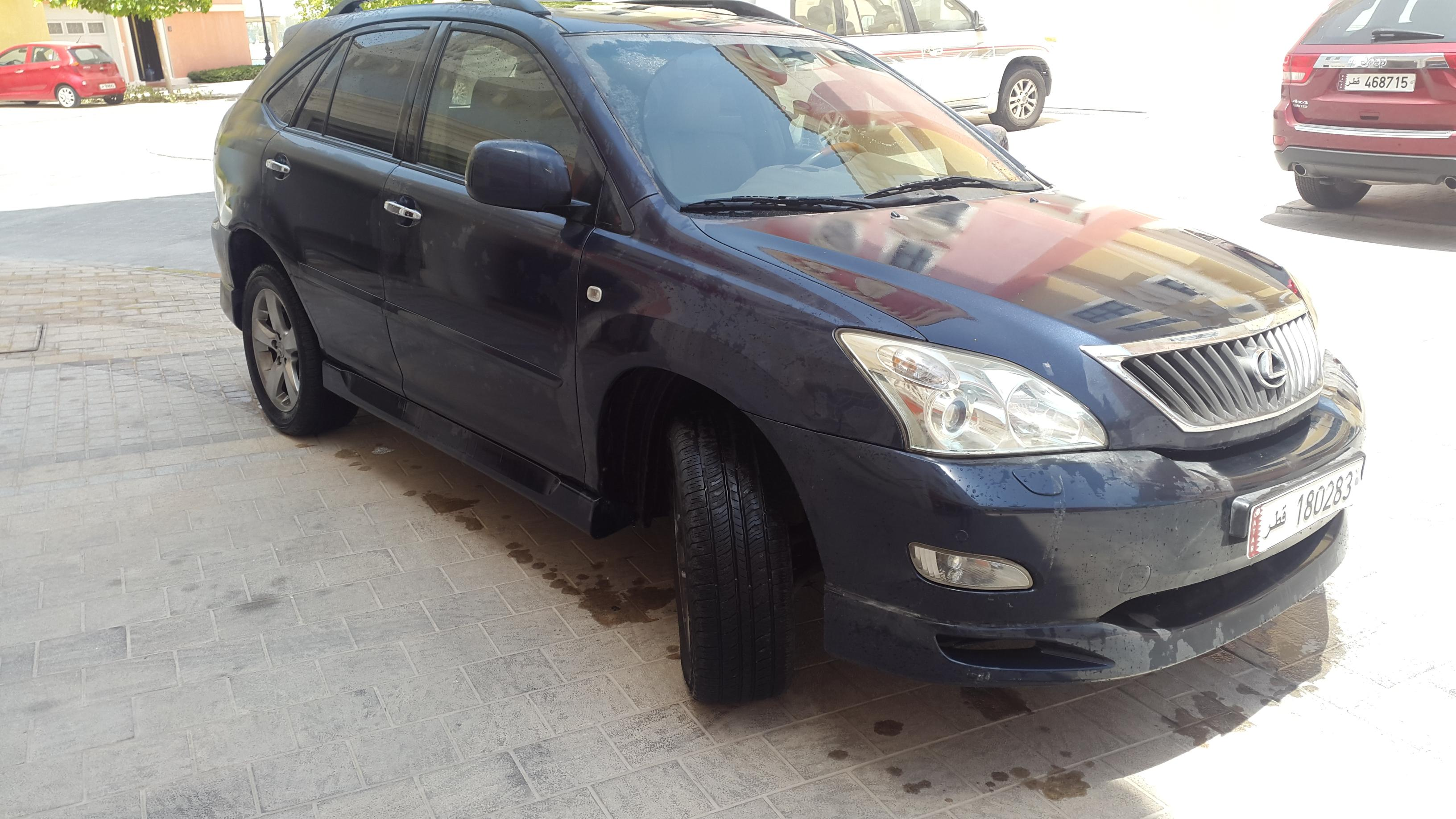 LEXUS RX350 VERY GOOD 117000 KM