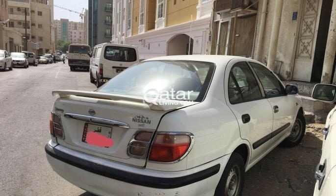 Nissan Sunny 2004 Model For Sale Japan Qatar Living
