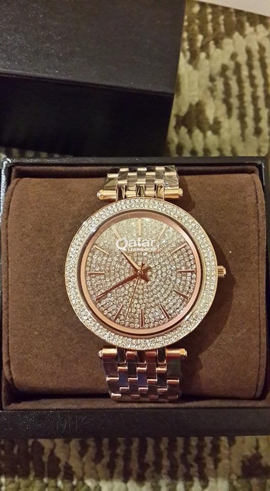 3f01a31bb2f00 SPECIAL OFFER!!! Original MK watches - ساعات مايكل كورس اصليه ...