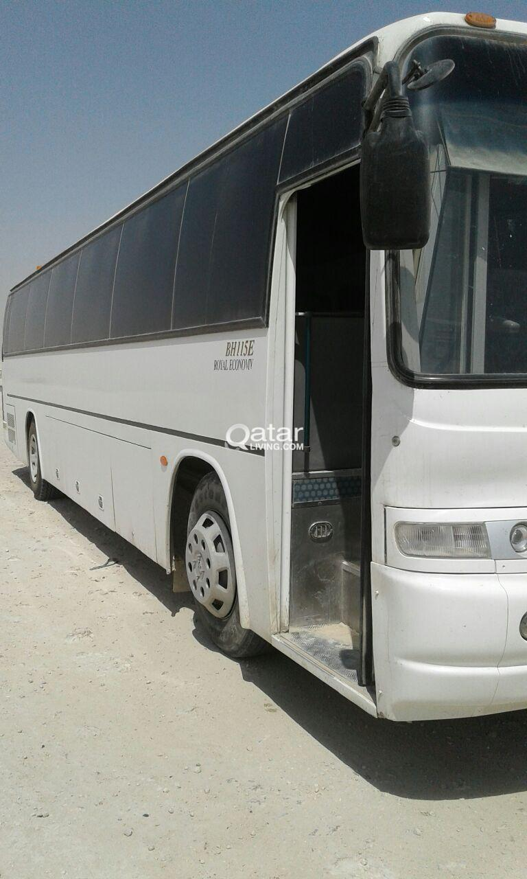 DAEWOO BUS FOR SALE | Qatar Living