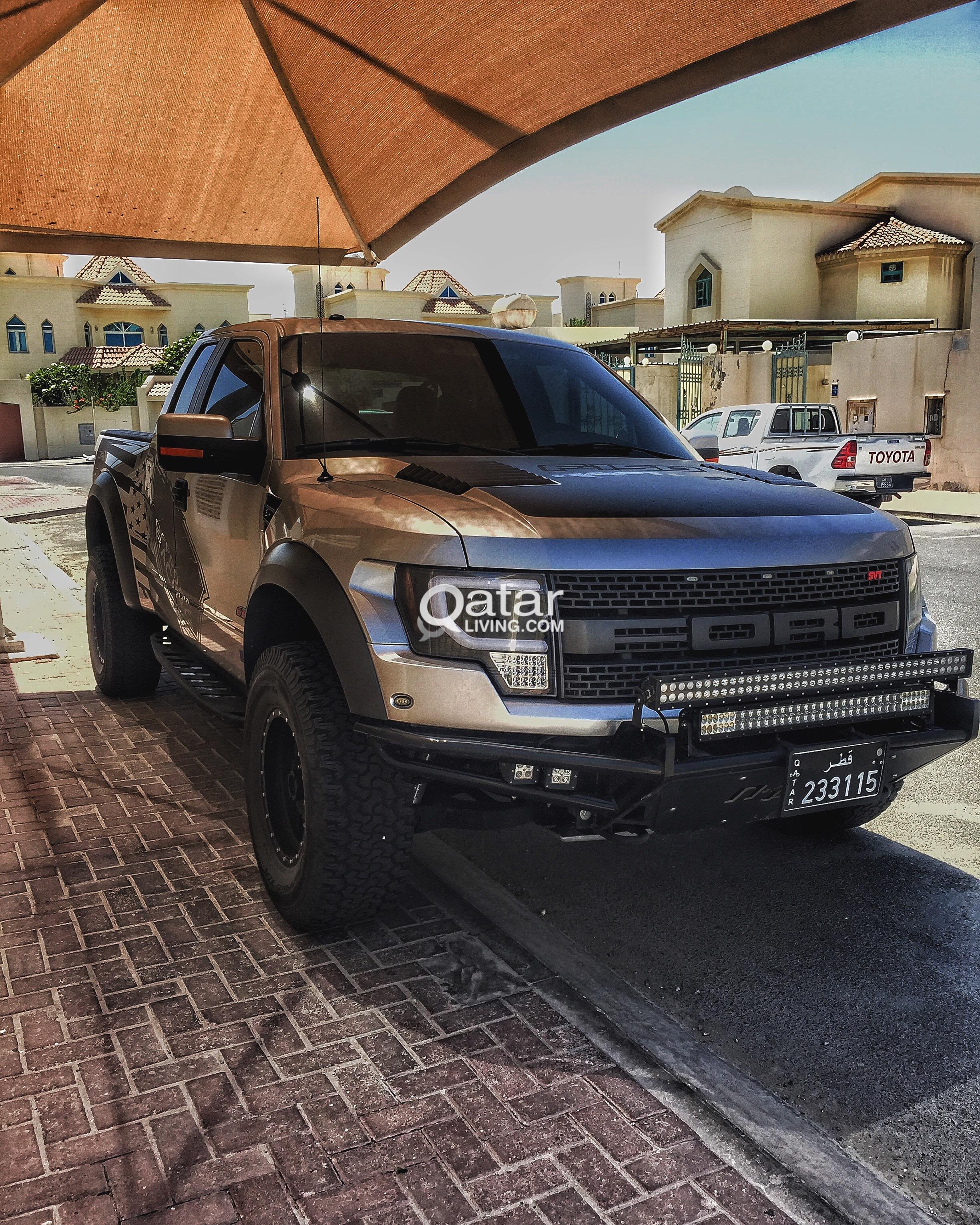 Ford Raptor 2012 For Sale Qatar Living