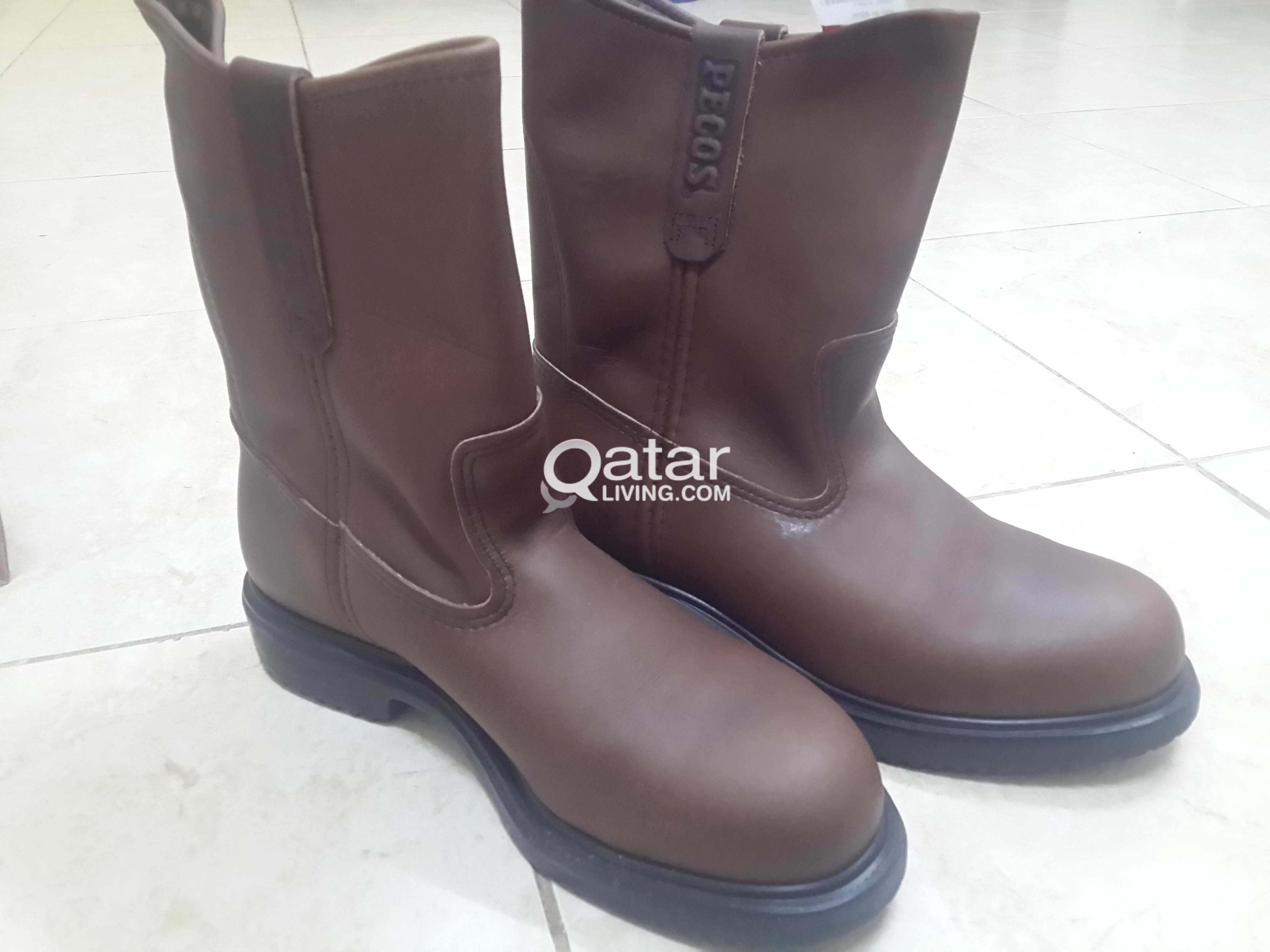 2408dc8bb7a RED WING SAFETY SHOES - PECOS (QTY 2)   Qatar Living