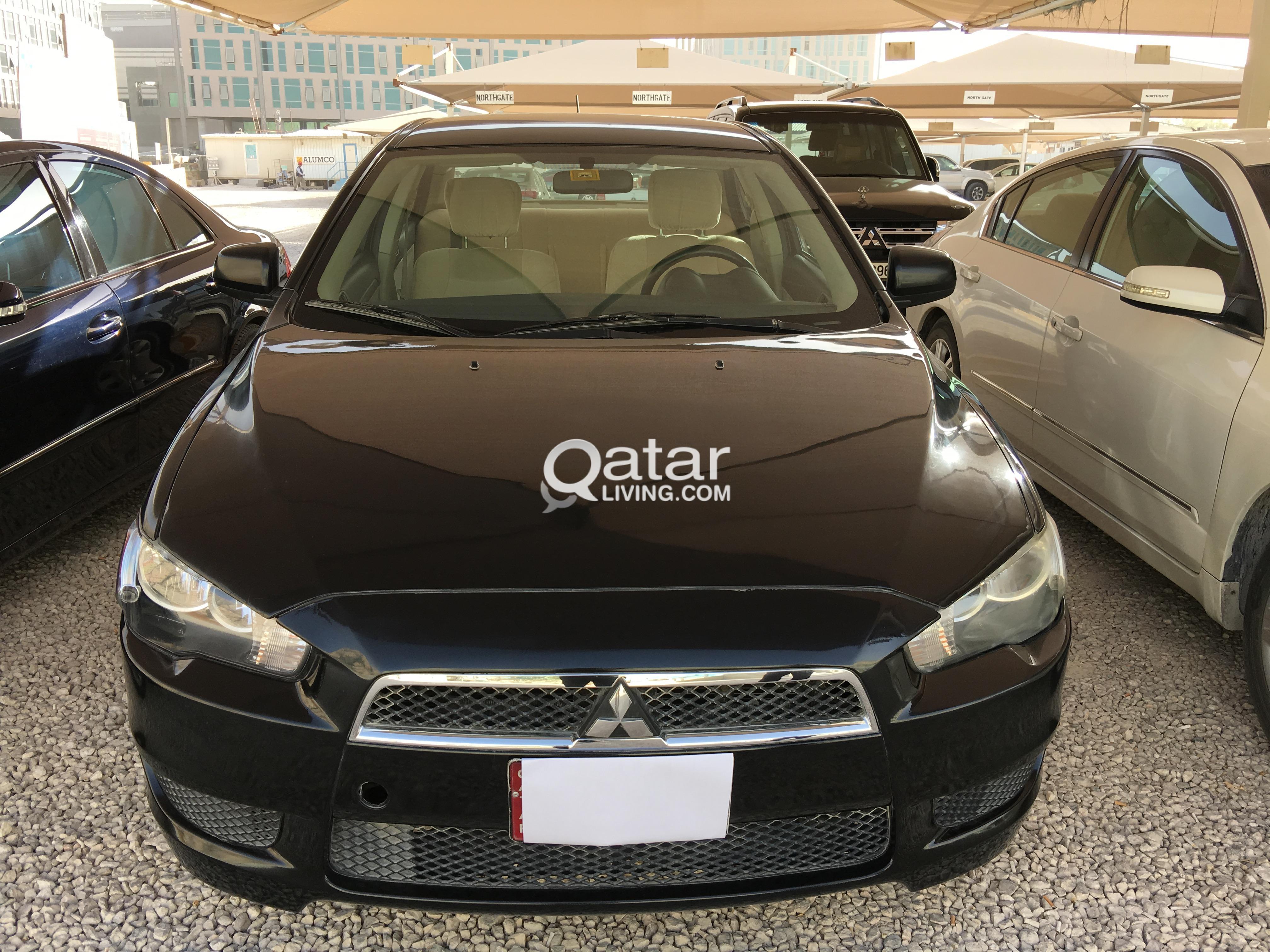 Mitsubishi Lancer EX 2008-2000 CC | Qatar Living