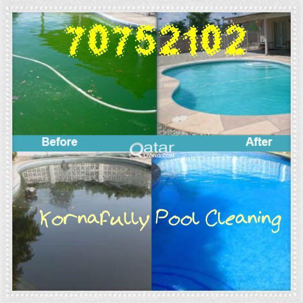 SWIMMING POOL CLEANING/ 70752102