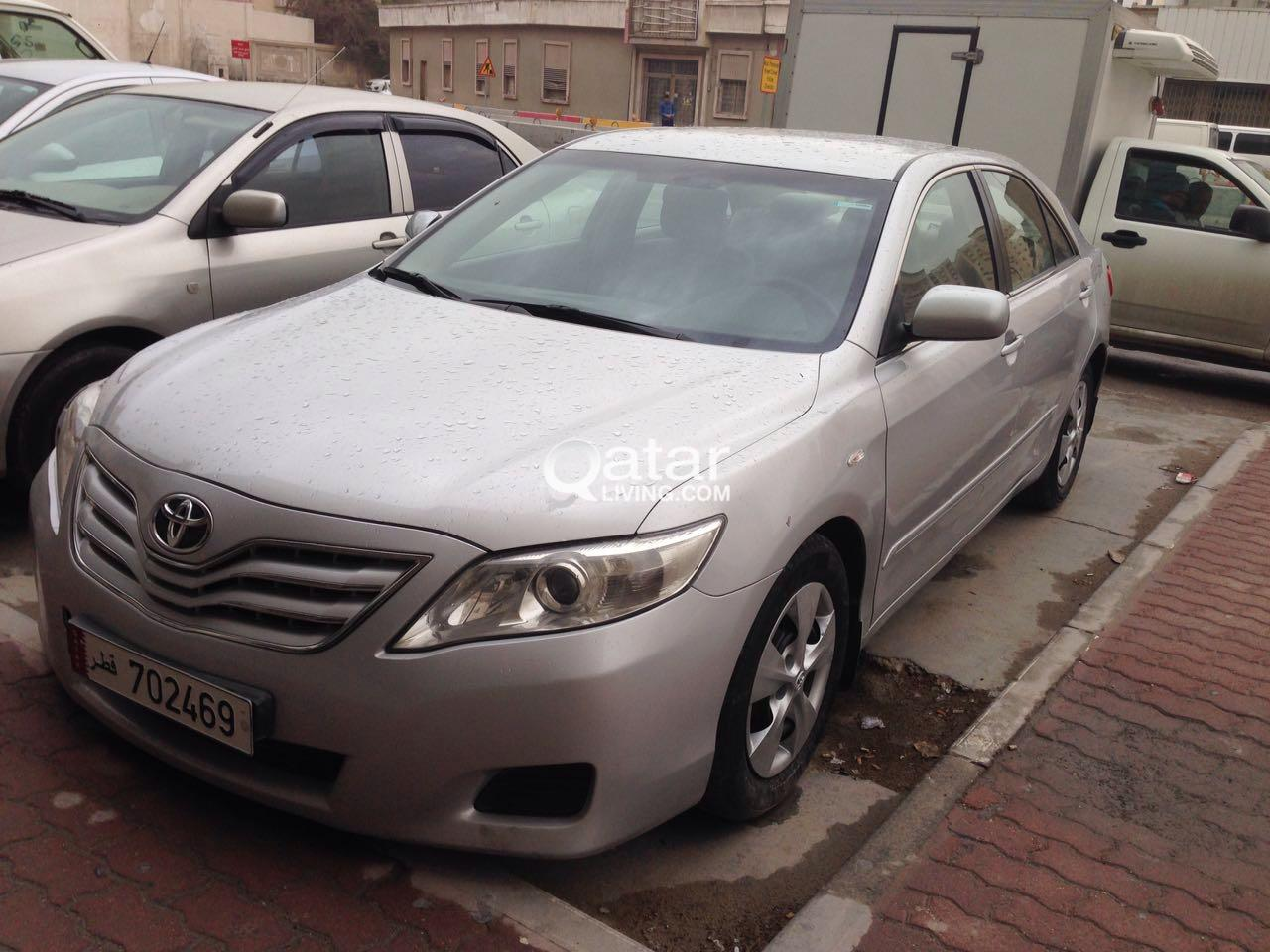 2010 Toyota Camry For Sale >> Toyota Camry 2010 For Sale Qatar Living