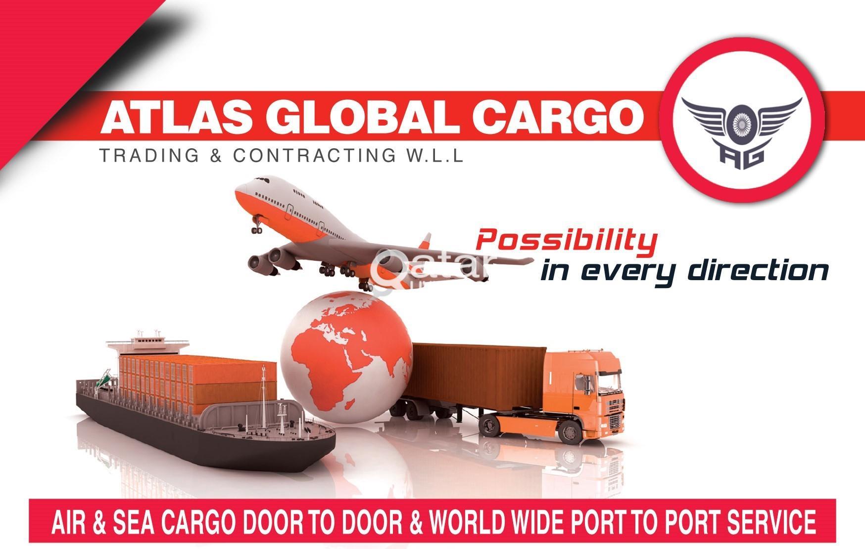 Atlas Global Cargo | Qatar Living