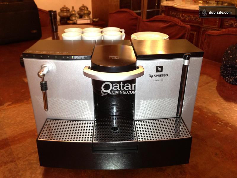 Nespresso ES 100 Professional | Qatar Living