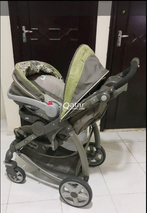 Title Information GRACO Baby Stroller Car Seat