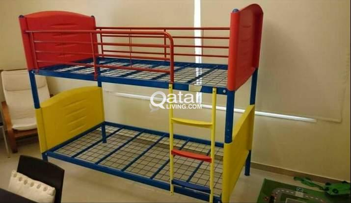 Colored Bunk Bed From Home Center Qatar Living
