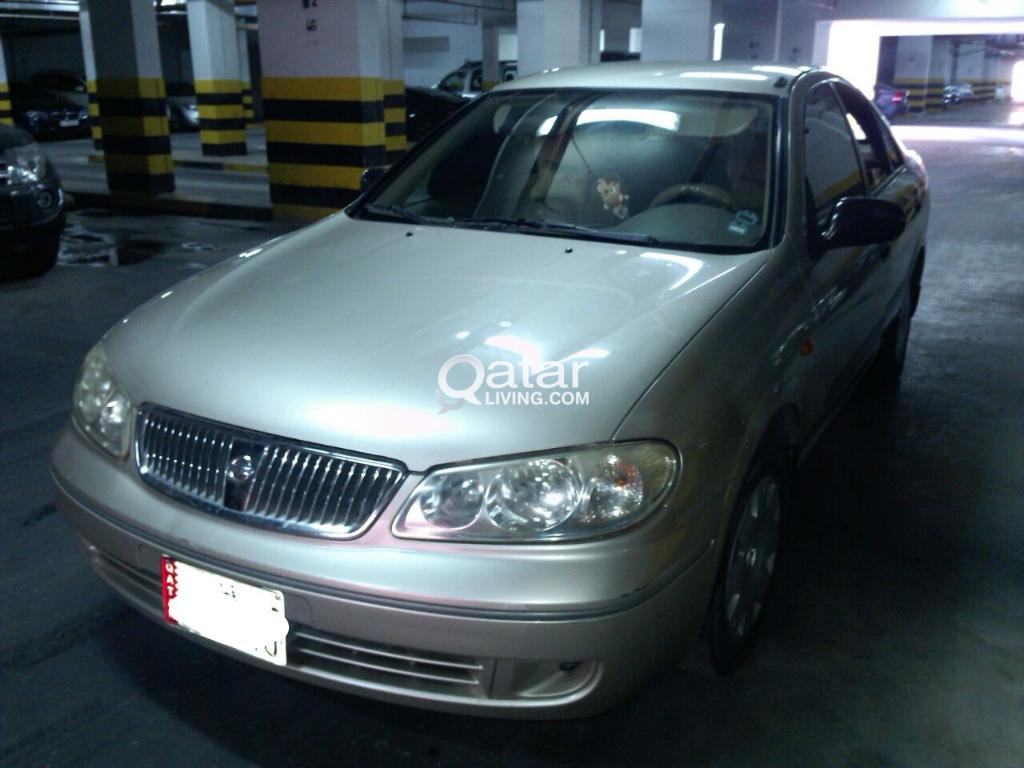 Nissan Sunny Japan Made Urgent Sale Qatar Living