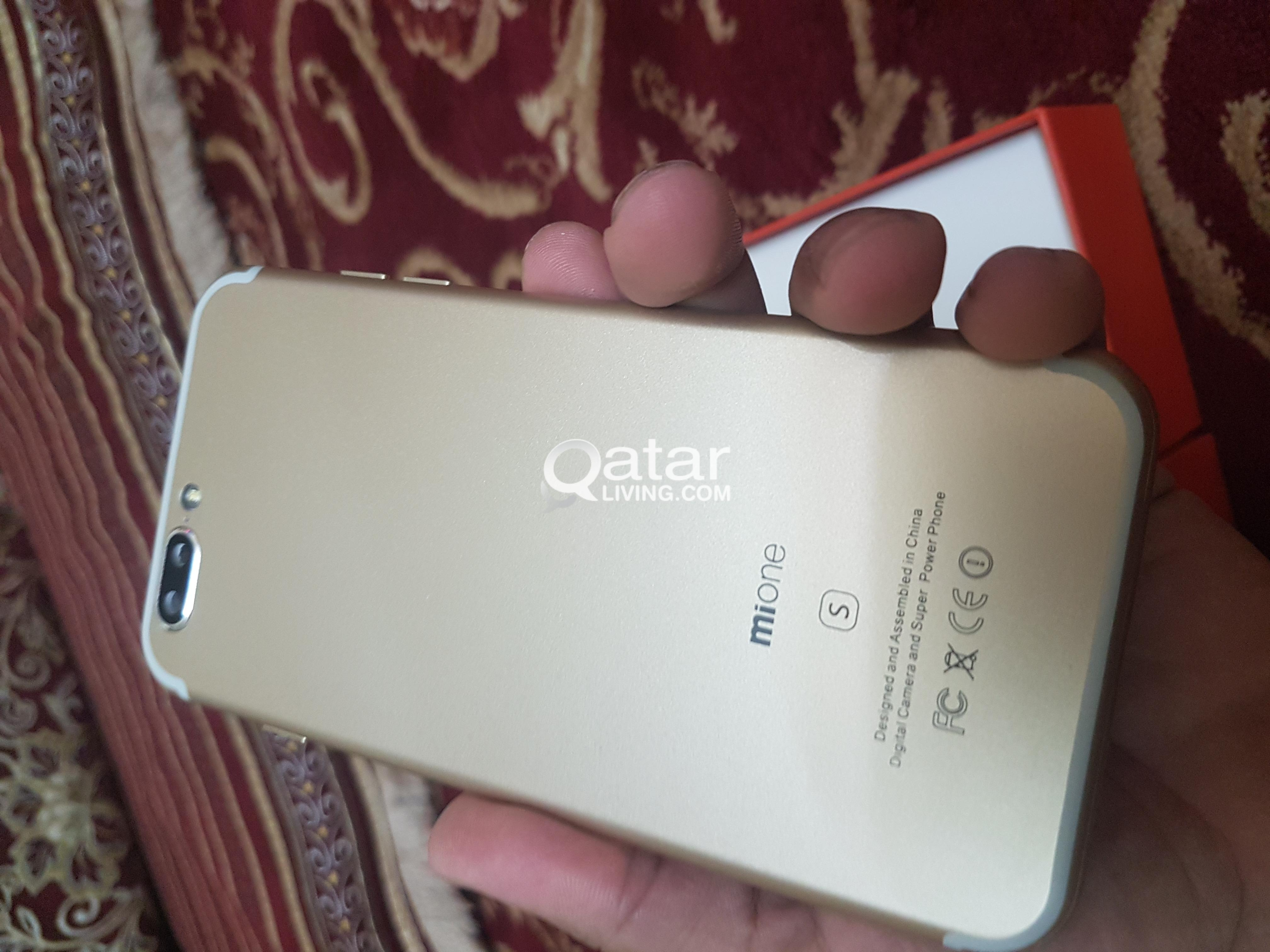 FOR SALE MIONE i7 PLUS | Qatar Living