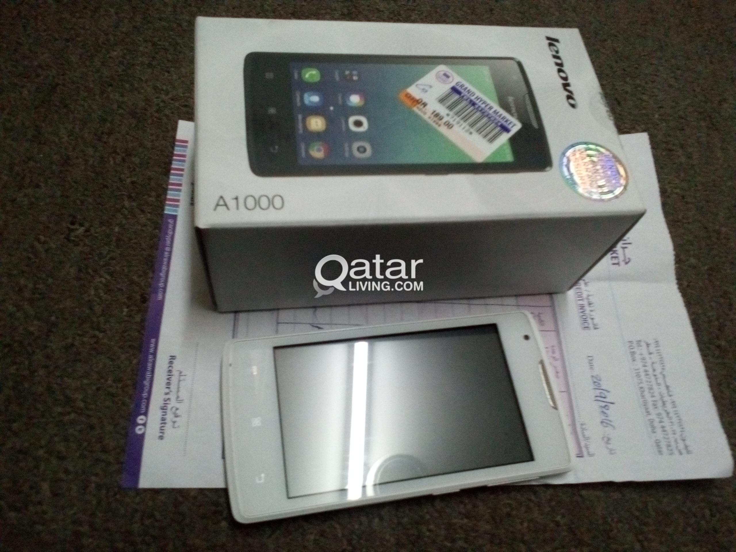 Lenovo A1000   Qatar Living