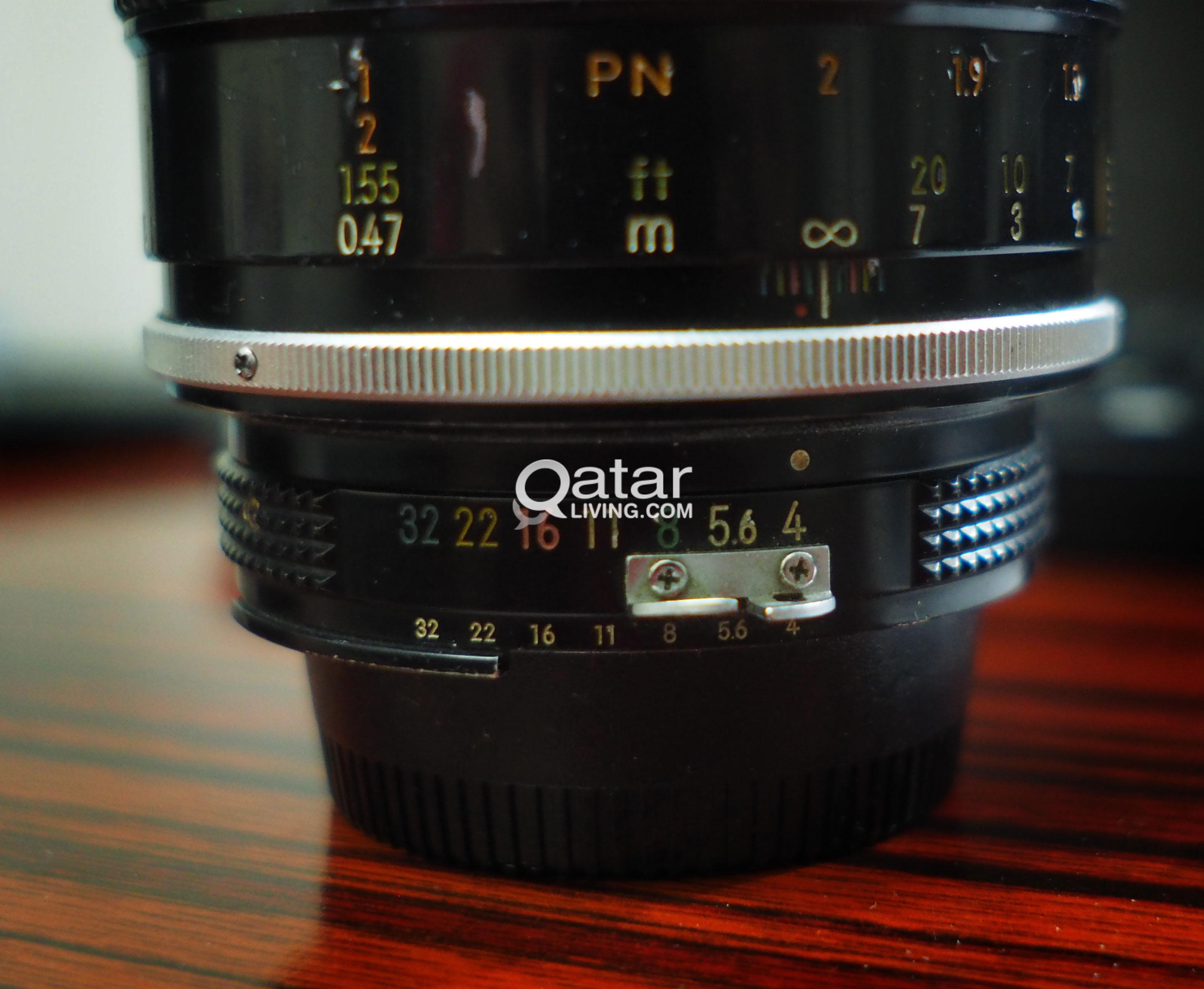 Nikon Classic Primes 105mm F 4 And 85mm 18 D Reaching New Heights Af F18d Title