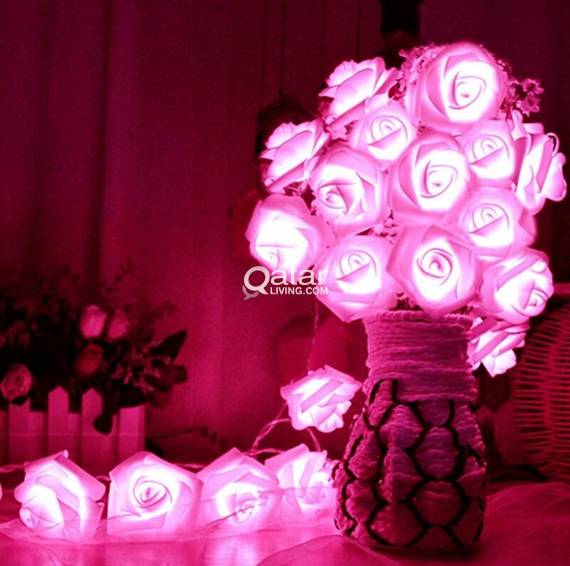 Led Lighting Rose Flower Qatar Living