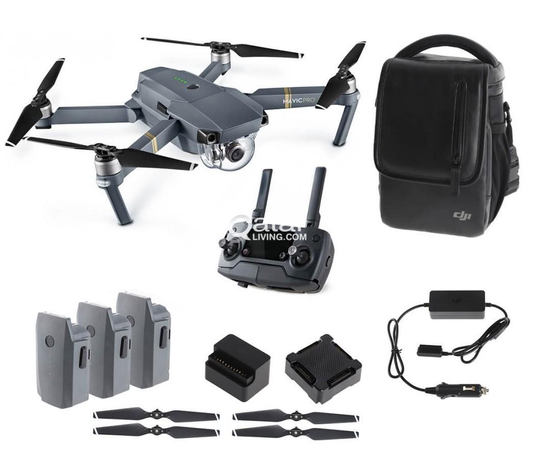 DJI Mavic Pro (Drone)