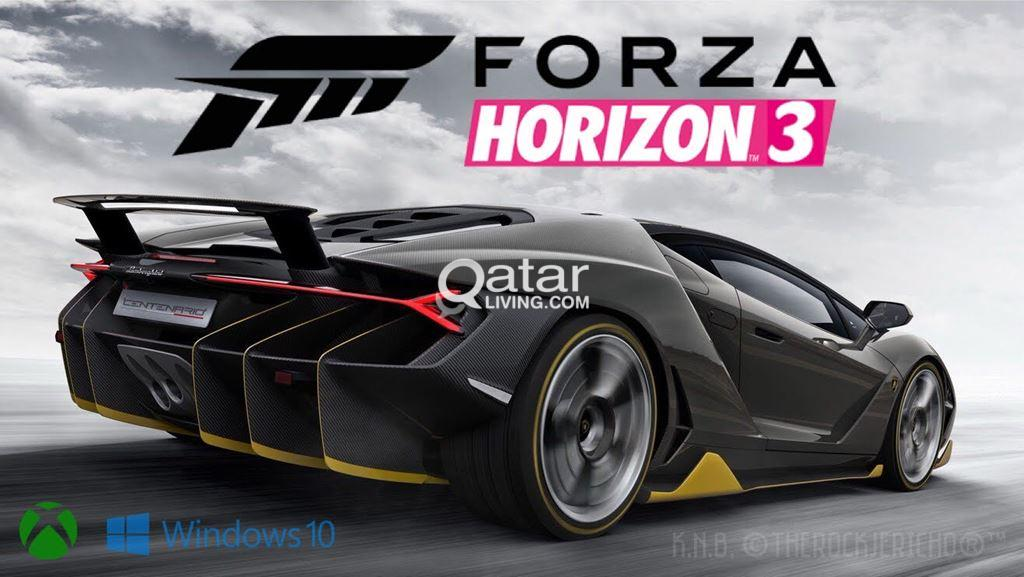 Forza Horizon 3 for XBOX One and PC | Qatar Living