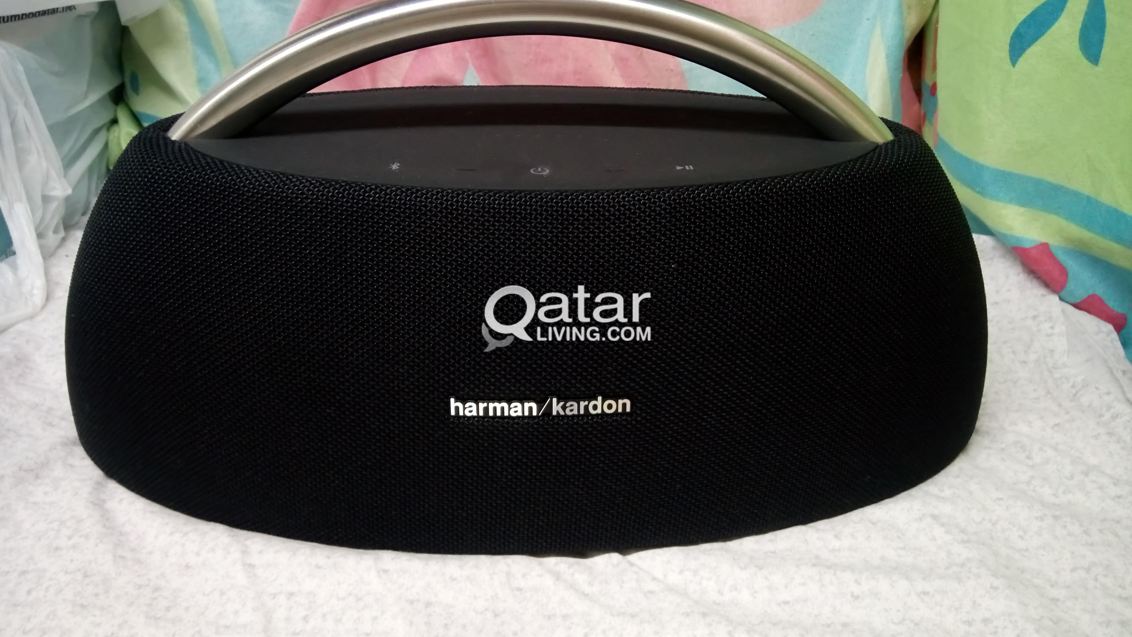 Harman Kardon Go Play Bluetooth Speaker Qatar Living Plus Pay Original Title Information I Am Selling My