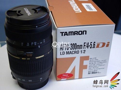 title; title; title; title; title; title; title. Information. BRAND NEW. TAMRON AF70-300mm ...