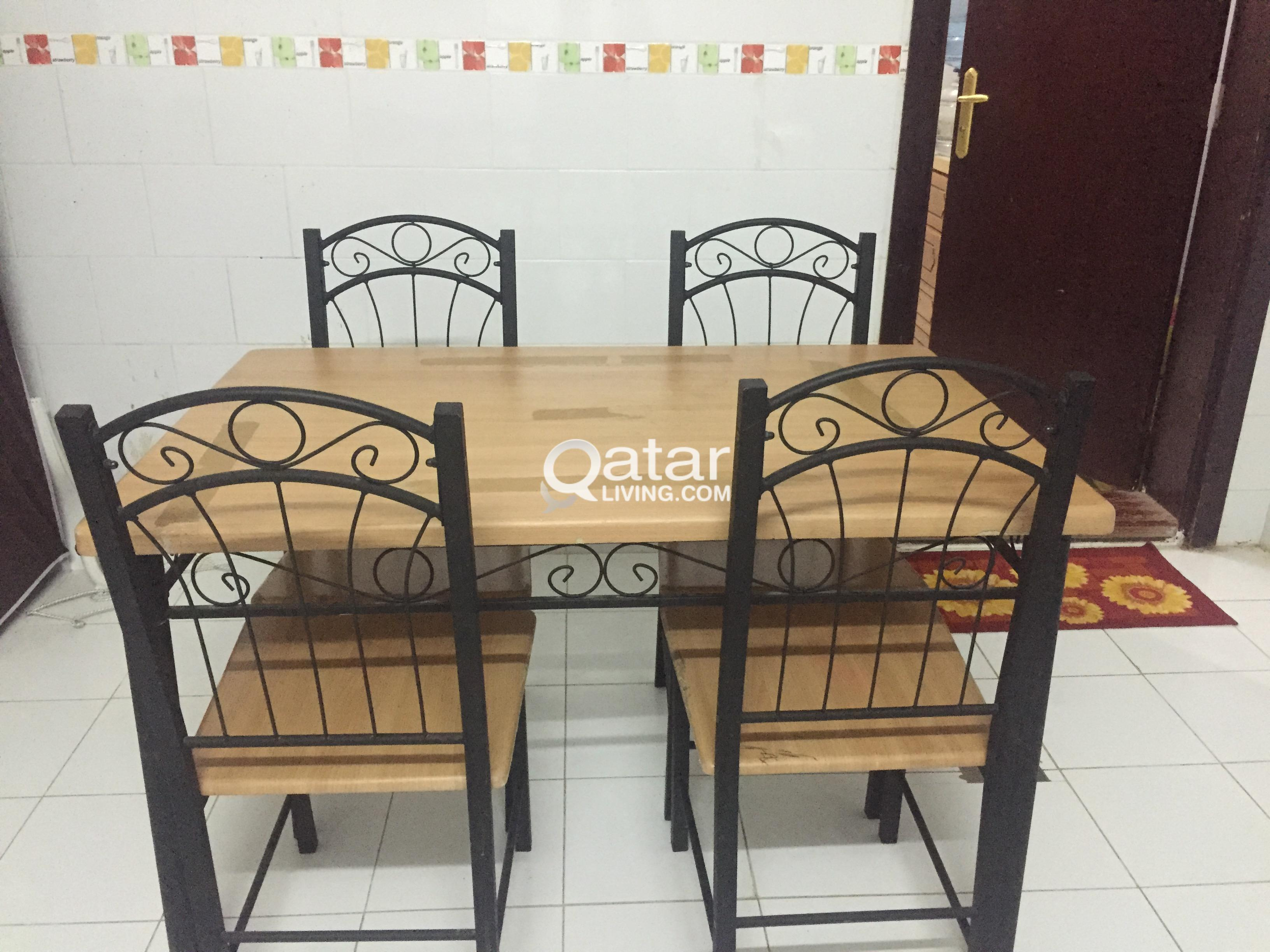 Title Information DINING TABLE