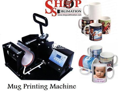Title Information MUG PRINTING MACHINES FOR SALE
