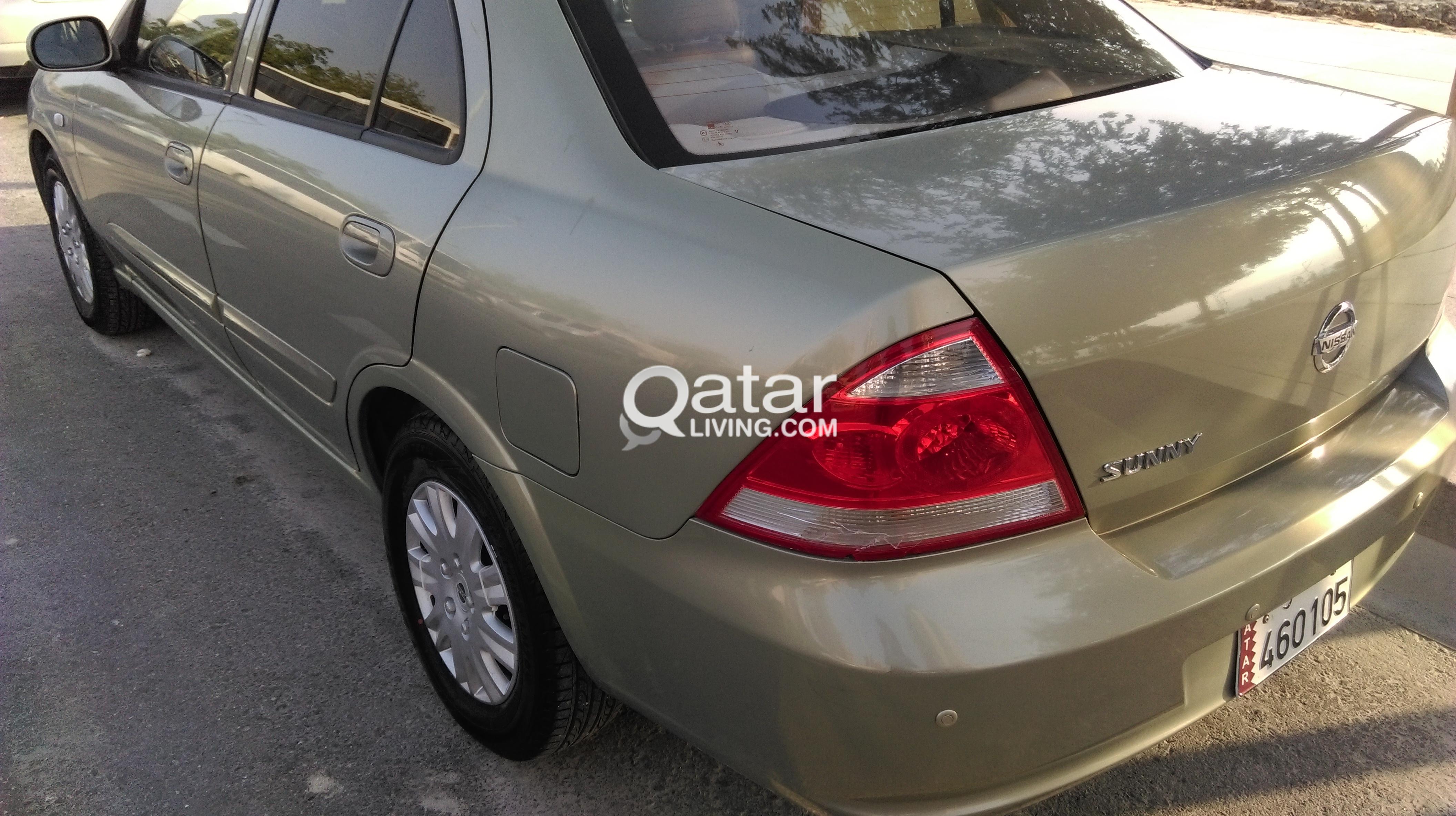 Nissan Sunny Korean Model 2011 Urgent Sale Qatar Living