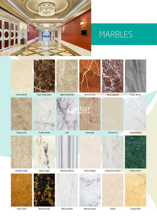 Rak Tiles Marbles Granite Natural Stones Qatar Living