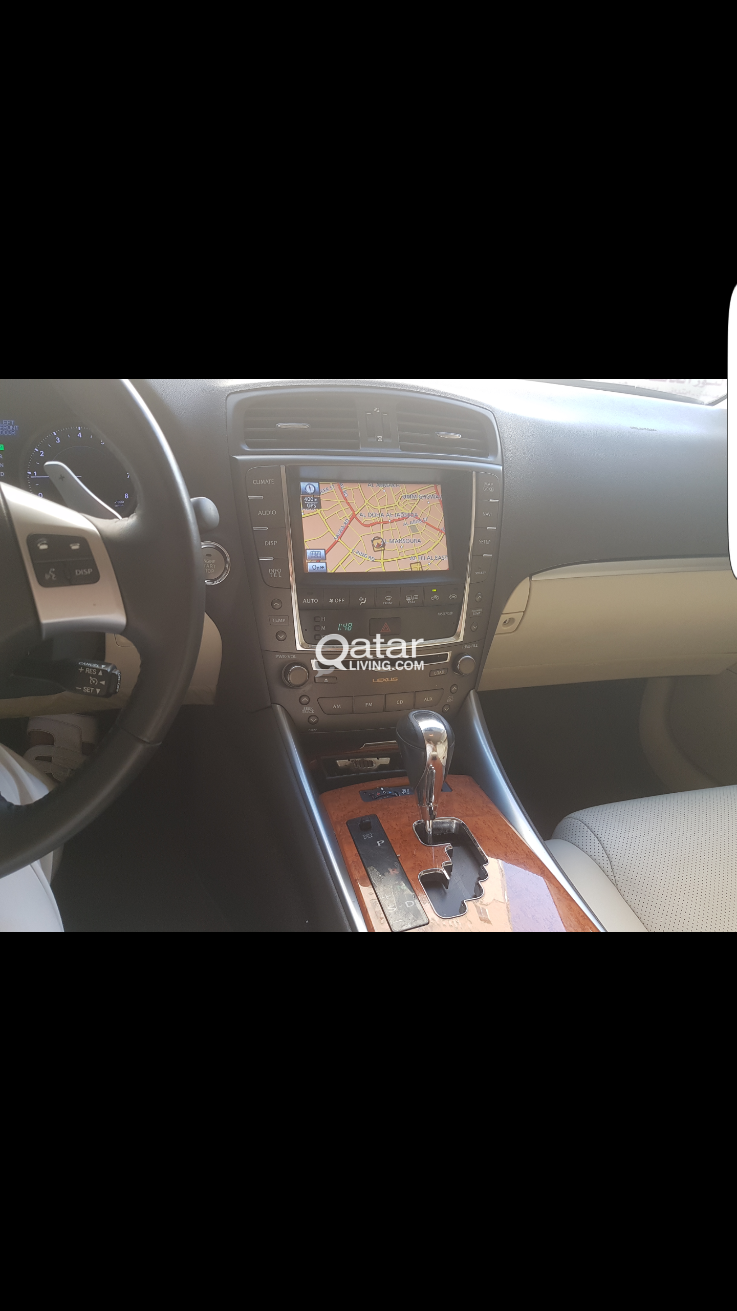 lexus is 300 2011 v6 | qatar living