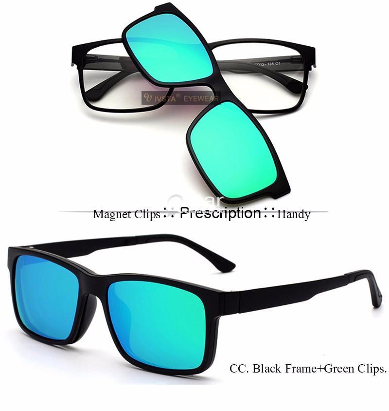 5007c4ce0b title · title · title · title · title. Information. 2 in 1 prescription  eyeglasses sunglasses.