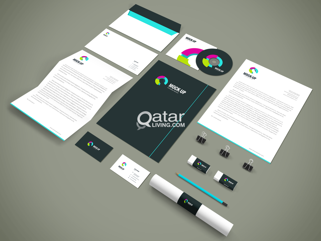 BUSINESS CARDS IN VERY CHEAP PRICES WITH BEST QUALITY | Qatar Living