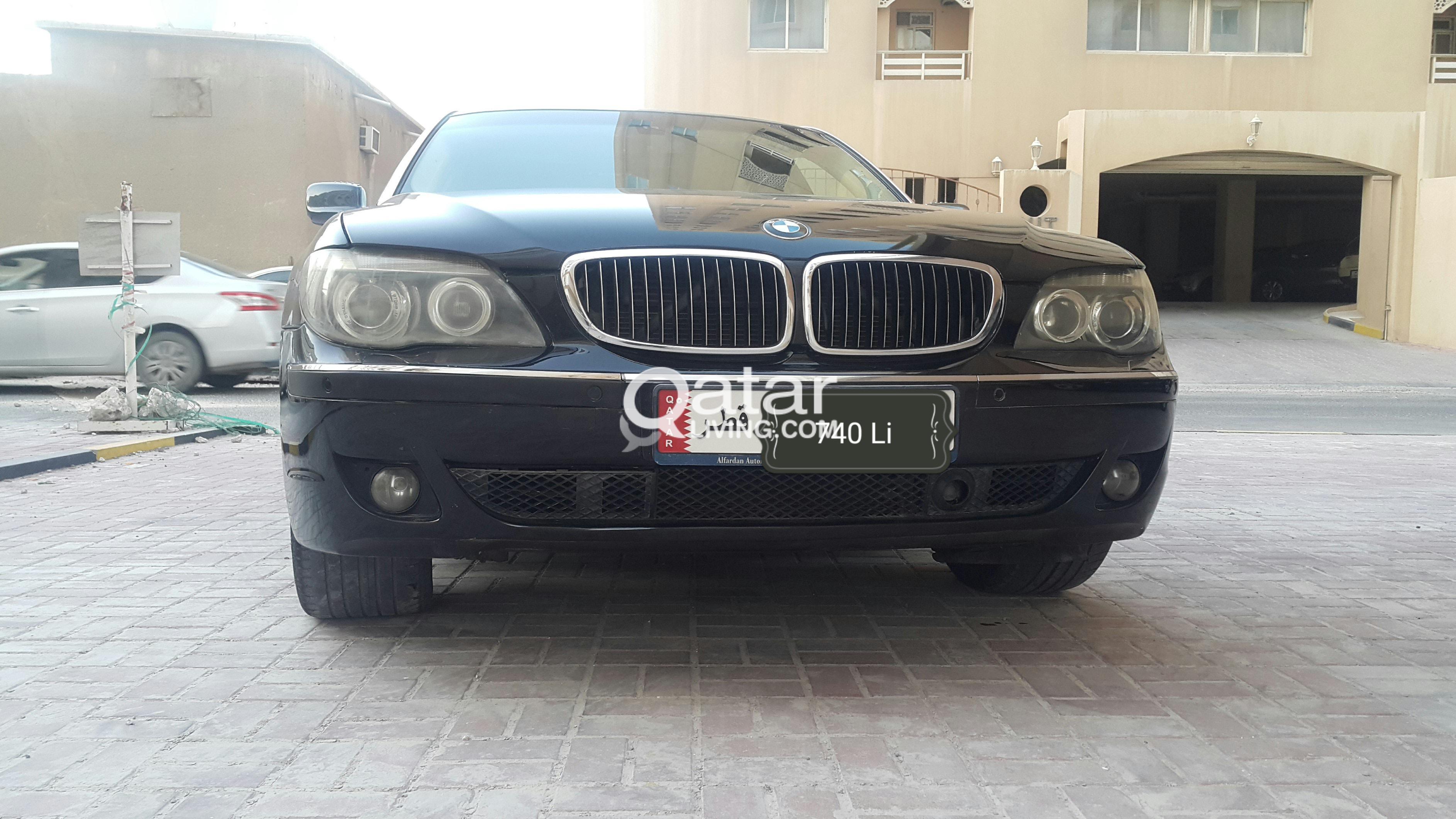 BMW 740Li 2008