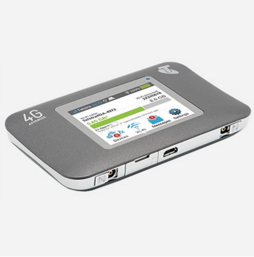 Netgear Aircard 782S - 4G LTE Mifi Device
