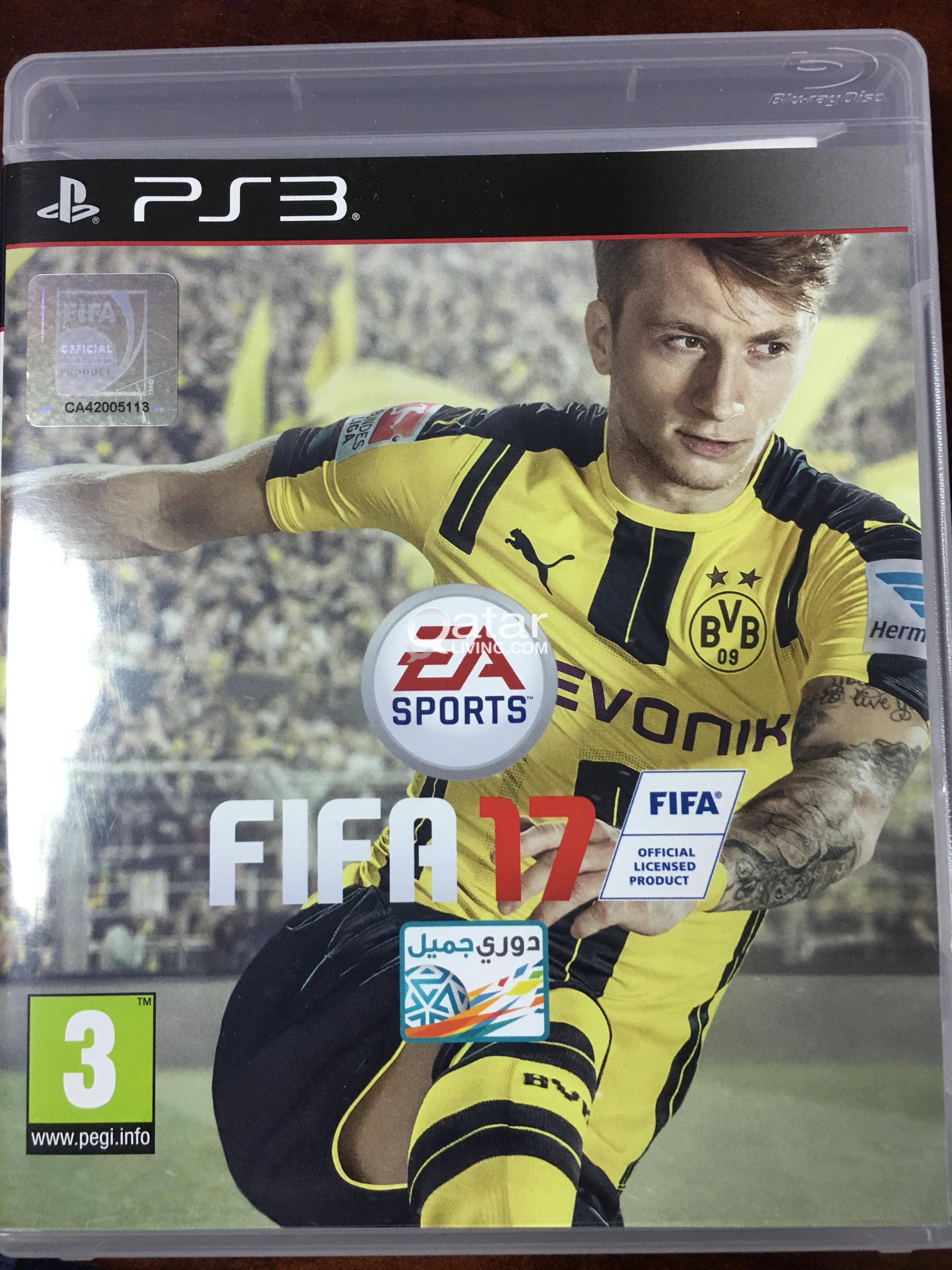 New PL3 FIFA17