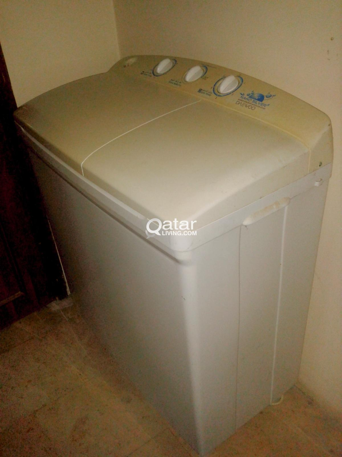 Used Washing Machine For Sale >> Used Washing Machine For Sale Qatar Living