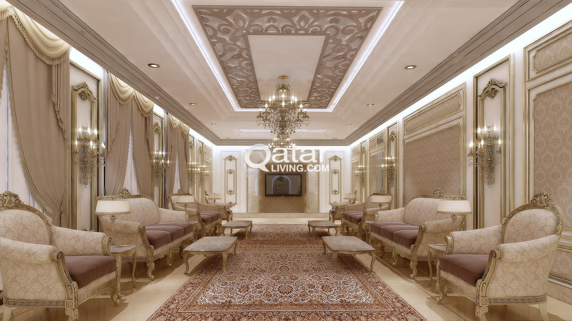 GRANDEUR Interiors & contracting | Qatar Living