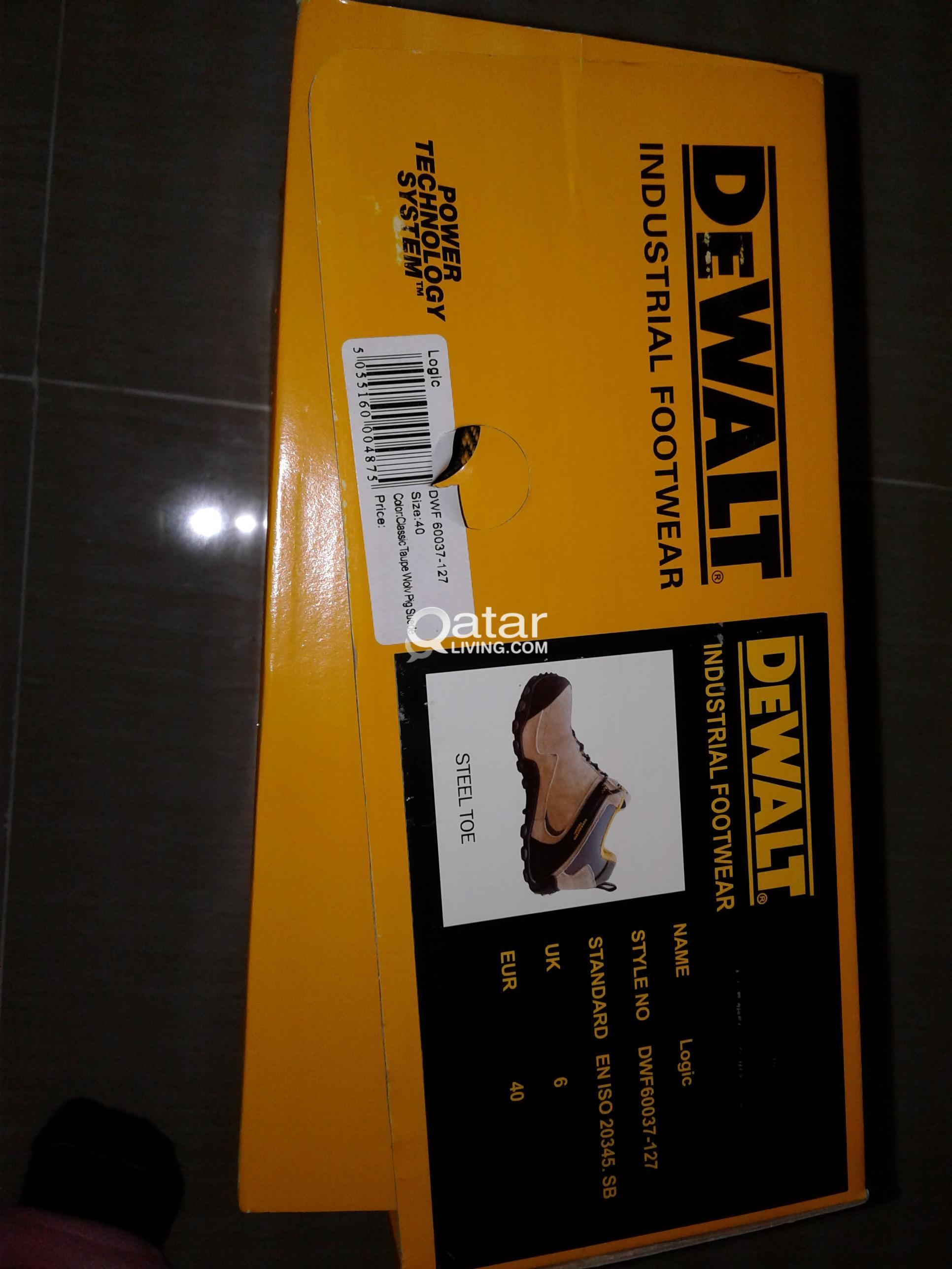 Title Information Brand New Safety Shoes