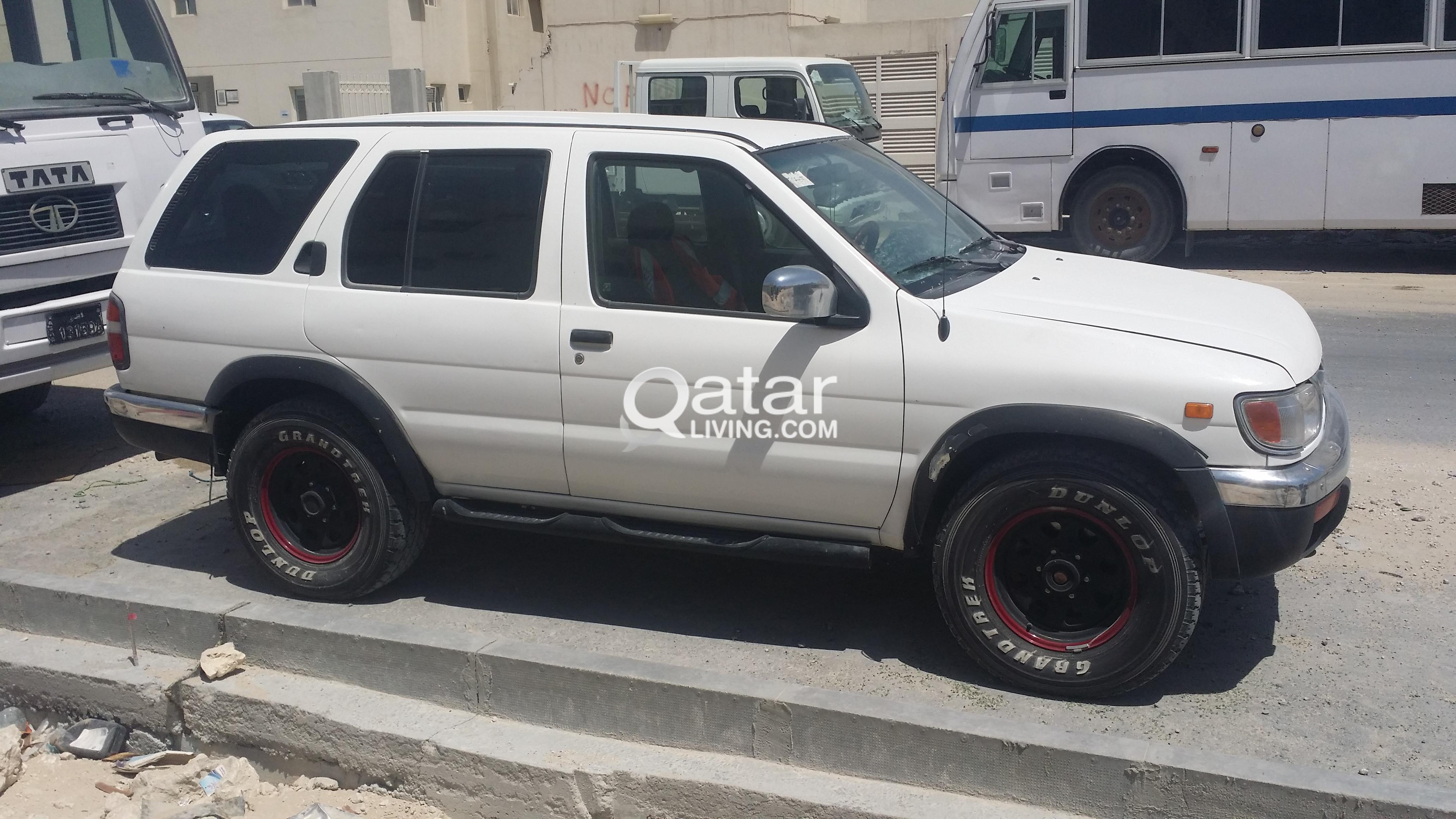 1998 nissan pathfinder | qatar living