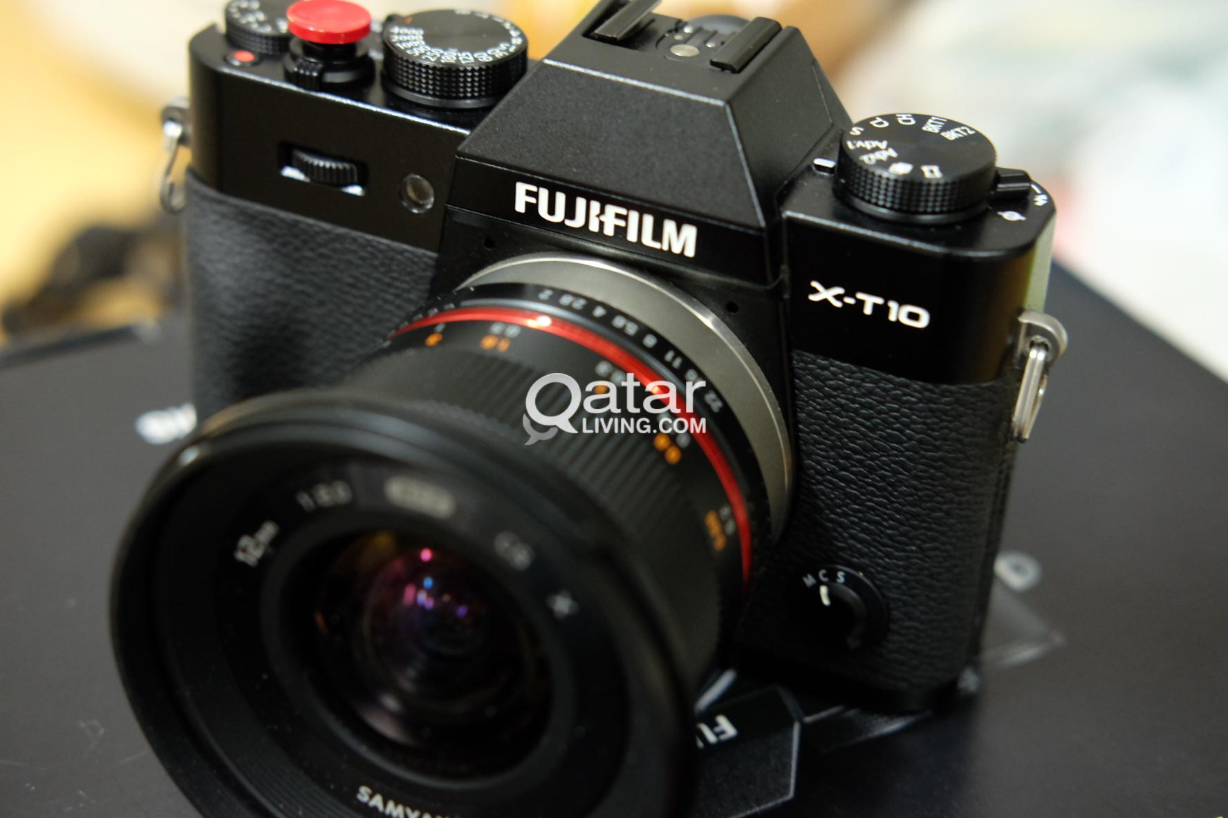 Fuji Fujifilm XT10 with samyang 12mm f2 | Qatar Living