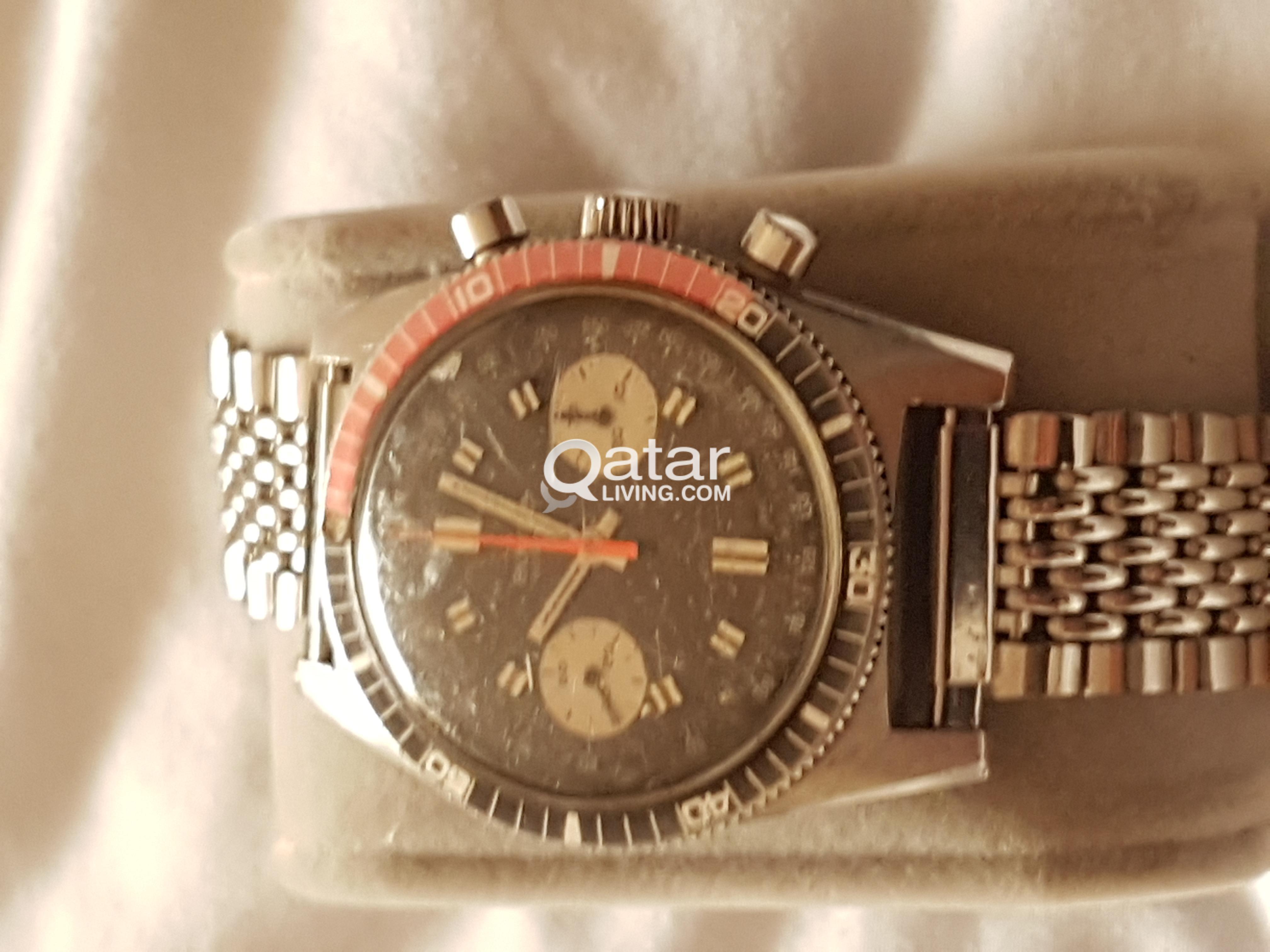 Sale vintage bulova dive watch remarkable