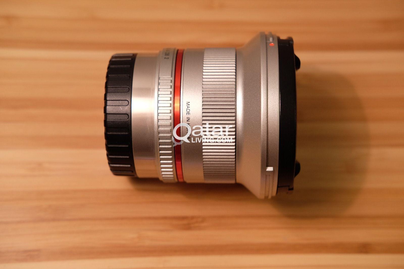 Rokinon 12mm F2 0 Ultra Wide Angle Lens for Fujifilm X-Mount