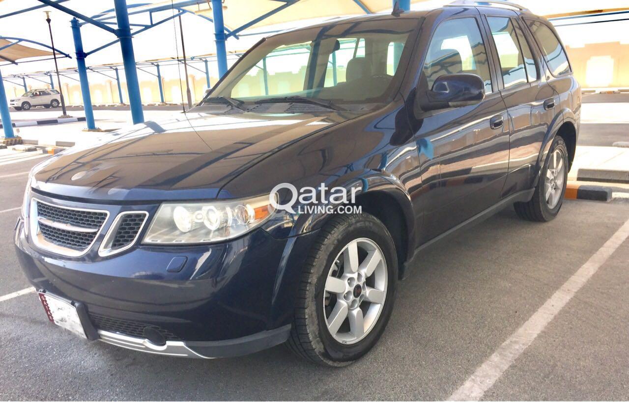 Saab saab 97x : Saab 97X 5.3i 2007 | Qatar Living