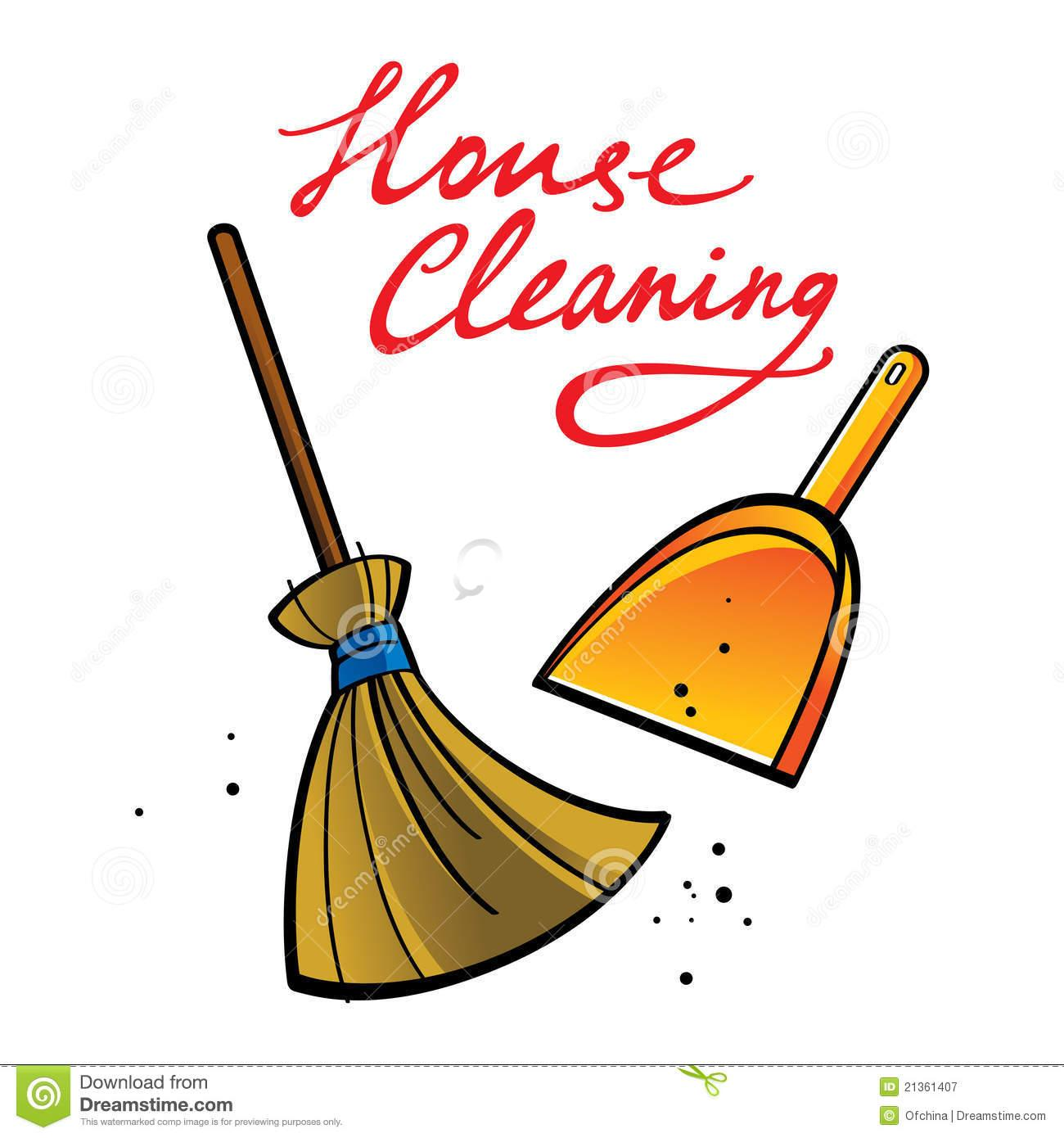 job for house cleaning