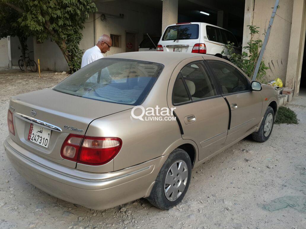 2003 Japanese Made Nissan Sunny For Sale Qatar Living