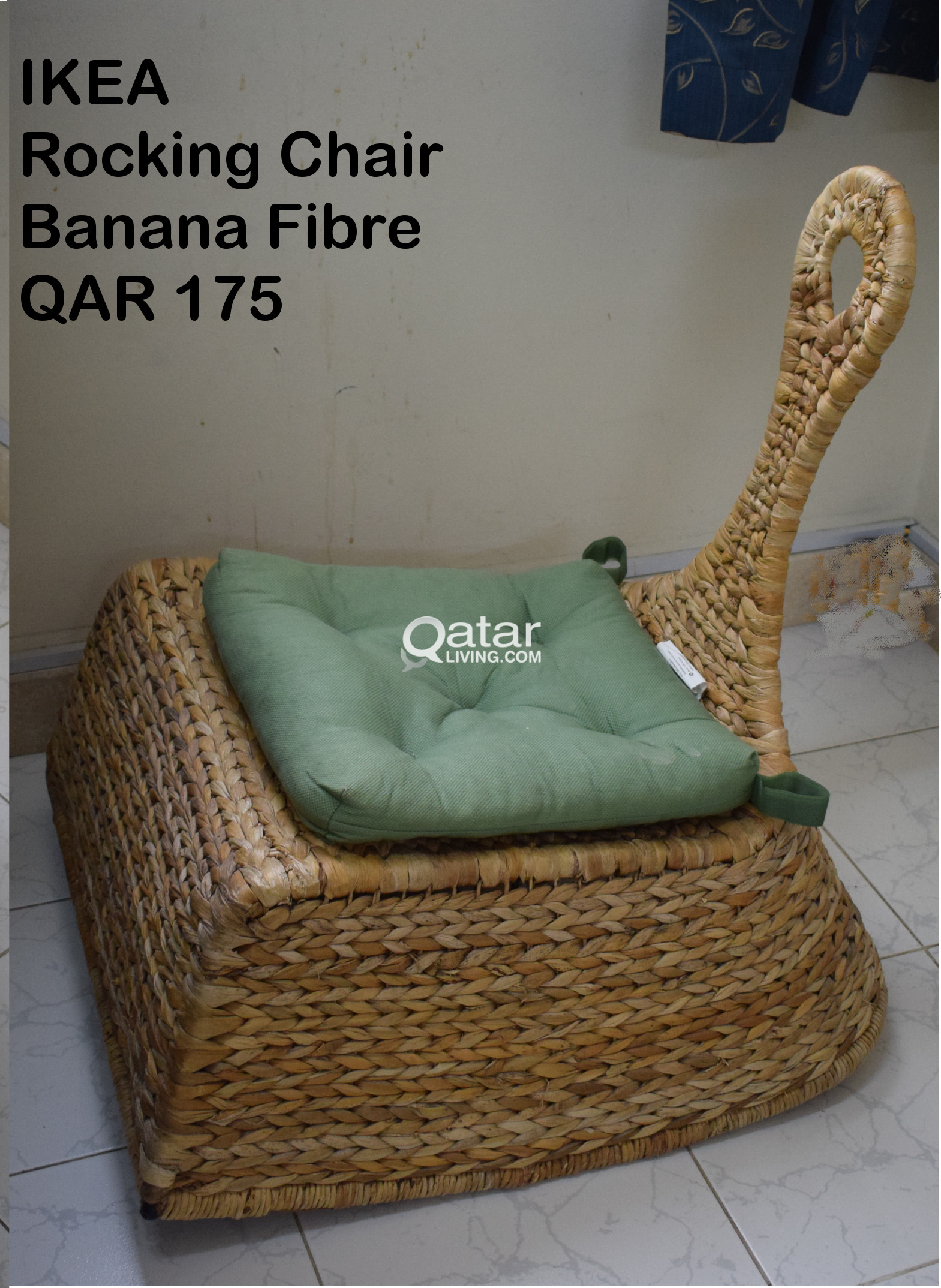 Title; Title; Title. Information. IKEA Rocking Chair   Banana ...