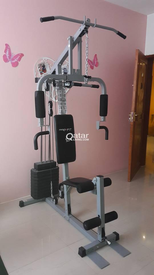 Pro fit multifunction home gym for sale qatar living