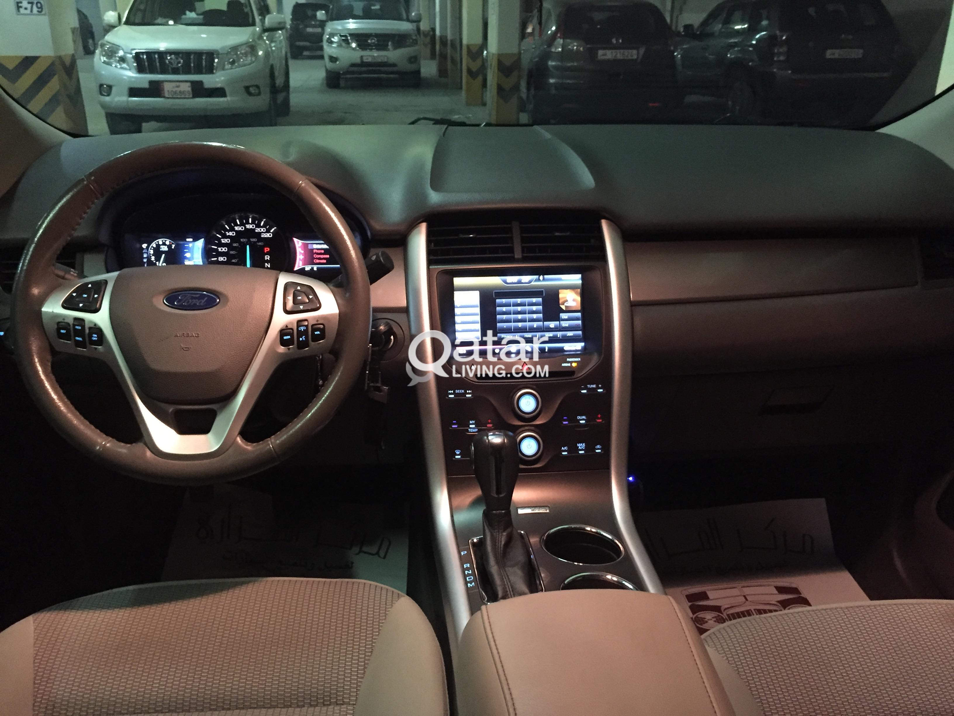 Information Ford Edge