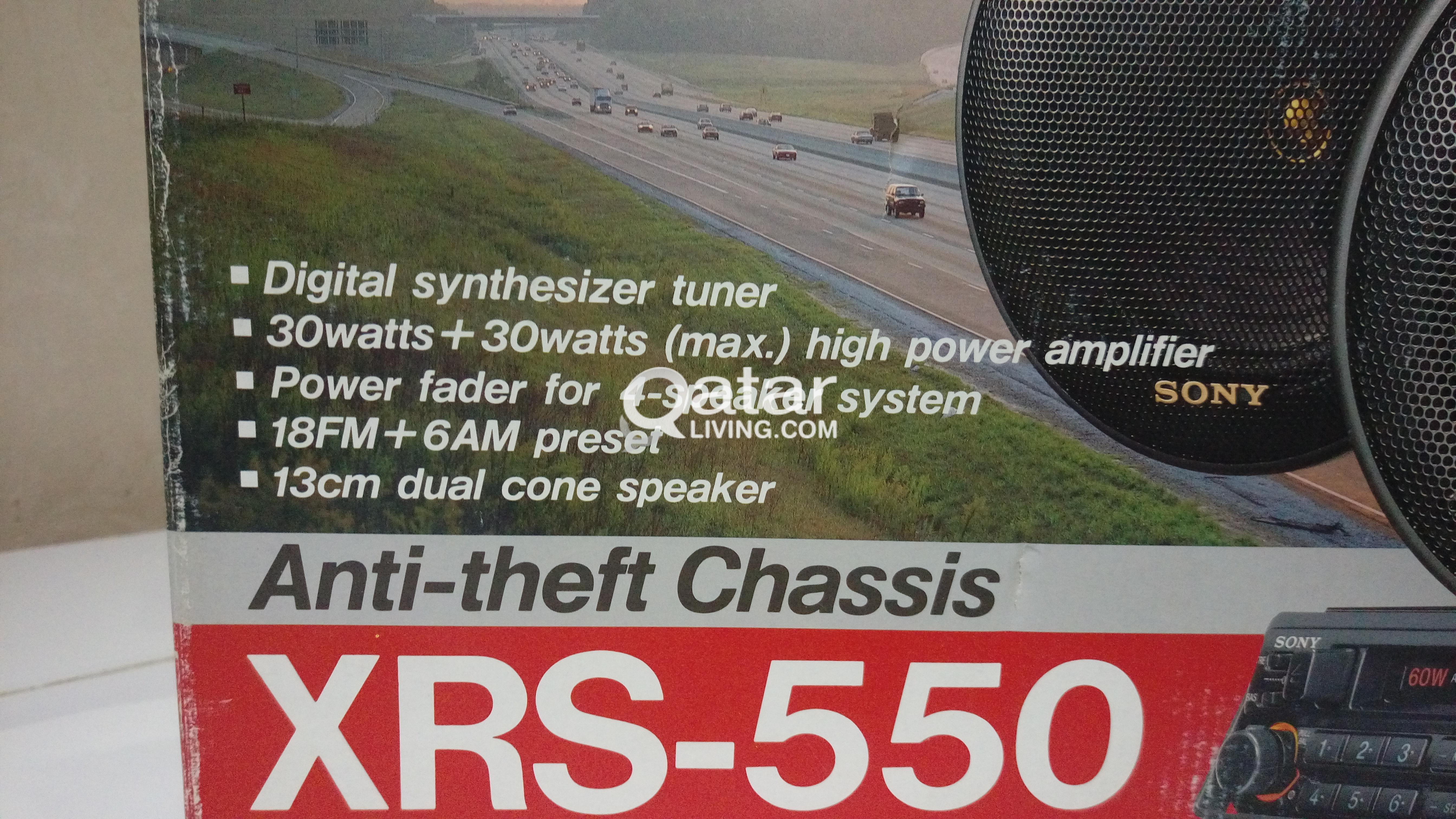 new Sony radio | Qatar Living