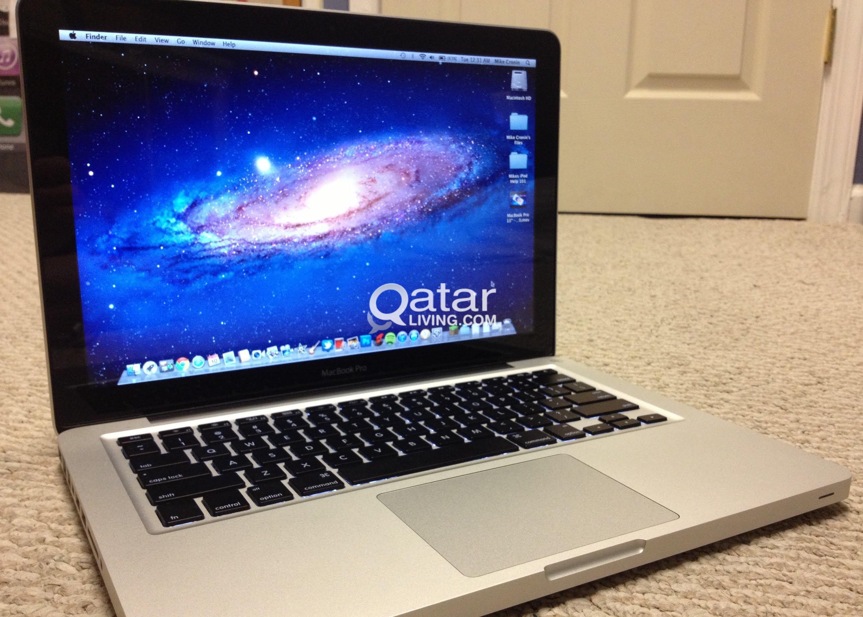 Apple MacBook Pro MD 101 | Qatar Living